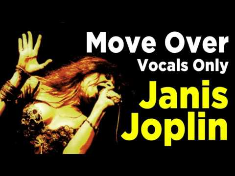 Janis Joplin - Move Over - Vocals Only - Isolated Vocal Track