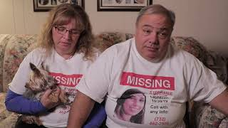 Stephanie Parze has been missing for 3 weeks, her parents are hoping for a miracle