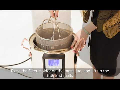 DIY home brewing series