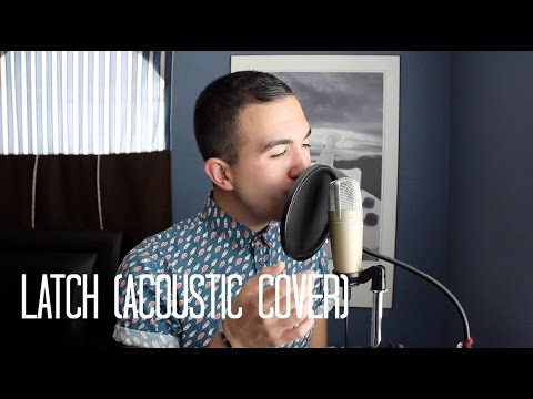 LATCH - SAM SMITH - (ACOUSTIC COVER)