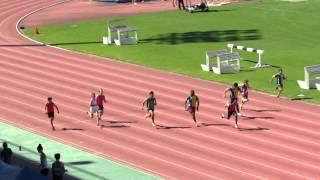 100M 11B Final Met West Regionals 2013                 071