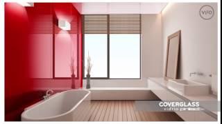 Coverglass | Vidrio Pintado
