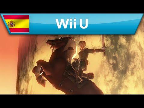 The Legend of Zelda: Twilight Princess HD - Tráiler (Wii U)