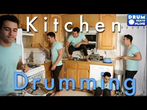 Kitchen Drumming | Drum Beats Online