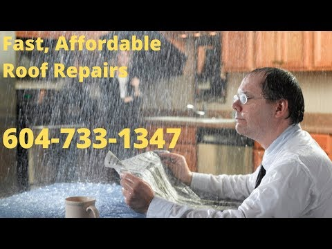 Roof Repair Near Me Vancouver - Pacific West Roofing & Exteriors