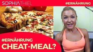 Cheat-Meals & Cheat-Days - gut oder schlecht?   WWW.SOPHIA-THIEL.DE