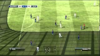 FIFA 12 Demo PS3-Gameplay