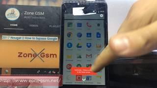 Vodafone vdf 600 smart style 7 frp