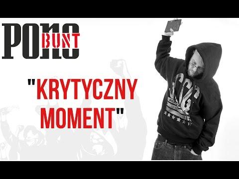 Pono - Krytyczny Moment feat. Kazan, DJ DEF prod. Szczur