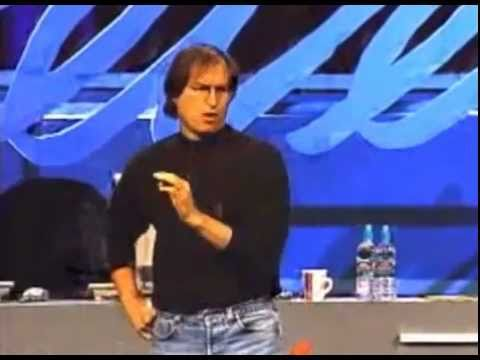 """""""Focusing is about saying no"""" - Steve Jobs (WWDC'97)"""