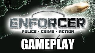 Enforcer: Police Crime Action - Gameplay
