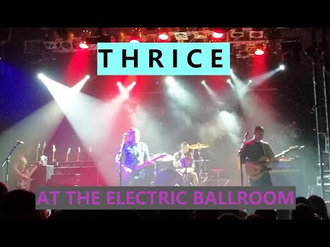 You should check Thrice out, they're great!