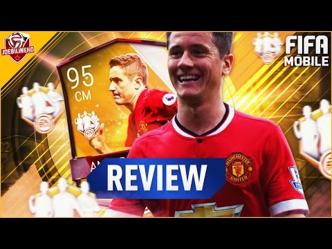 FIFA MOBILE 95 TOTW MASTER HERRERA REVIEW #FIFAMOBILE 95 CM MIF ANDER HERRERA PLAYER REVIEW STATS