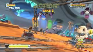 Joe Danger 2 - Gameplay Highlights Reel