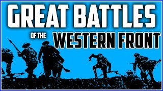 GCSE History: Great Battles of the Western Front | Verdun, Somme & Passchendaele (2018)