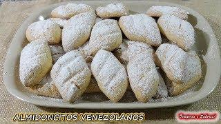 ALMIDONCITOS VENEZOLANOS Sin Gluten un delirio de sabor