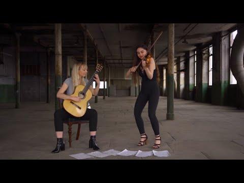 Libertango (Astor Piazzola)-  Esther Abrami and Alexandra Whittingham