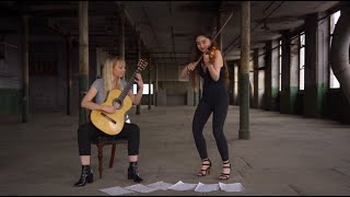 Libertango (Astor Piazzola) -  Esther Abrami and Alexandra Whittingham