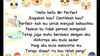 Lagu Mr Perfect