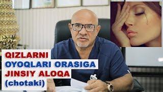 #103 DOKTOR D: QIZ BOLANI (CHOTIGA) OYOQLARI ORASIGA  ALOQA QILISH
