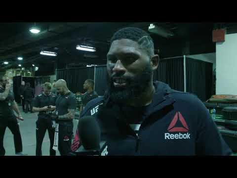 UFC Роли: Кертис Блейдс - Я всегда хорошо бил