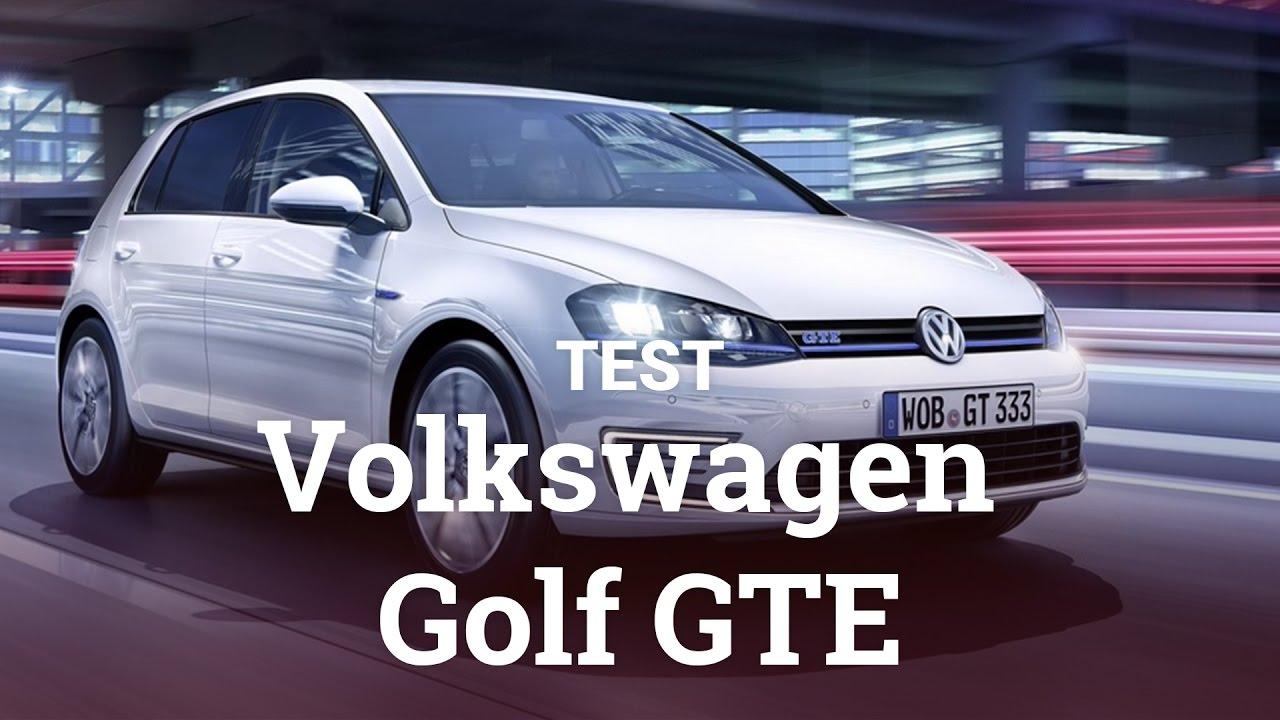 Golf Gte Test >> Volkswagen Golf Gte Test