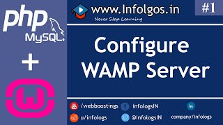 PHP: How to Configure Wamp Server for PHP - Tutorial 1