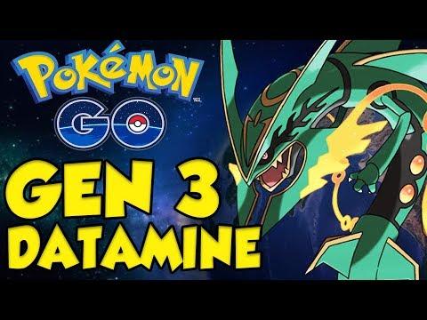 Pokemon GO GEN 3 DATAMINE! New Pokemon For Halloween EVENT!