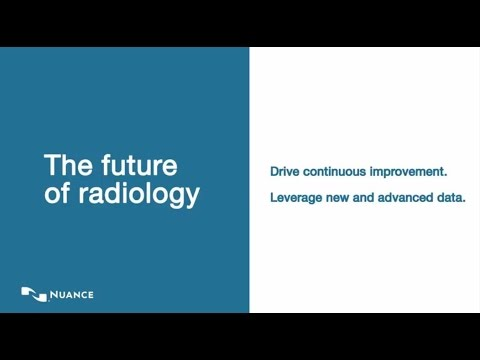 Webinar: The future of radiology in a value-based care world