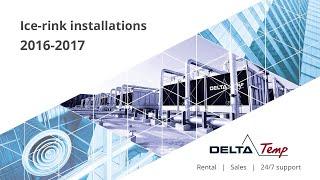 Ice rink installations 2016-2017