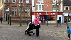 Town Centre, Hinckley, Leicestershire