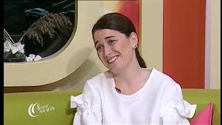 Actrita Victoria Rosca, invitata la PRO TV!