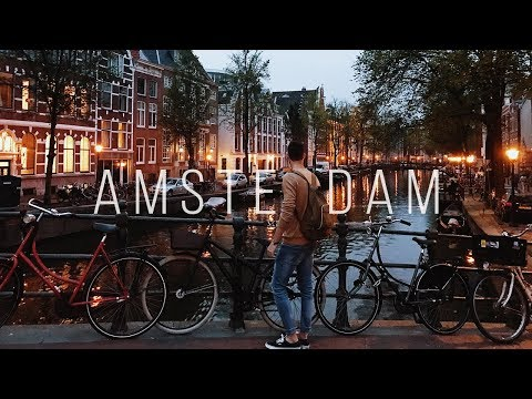Amsterdam Travel Film | My Story