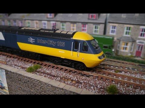 Dave`s Model Railway HST The Savior