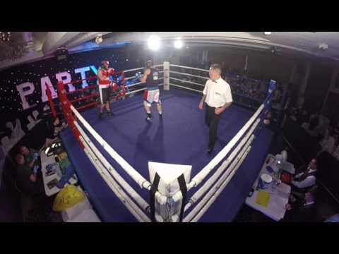 Ultra White Collar Boxing | Glasgow |Kevin Murray VS Jason Gilmour