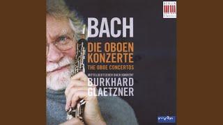 Oboe Concerto in G Minor, BWV 1056:: I. Allegro