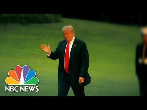Trump Weighs In On Mask Debate As Officials Warn Against Fake Exemption Cards | NBC Nightly News