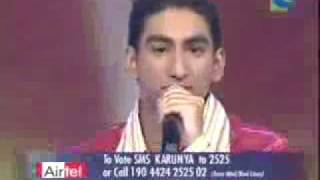 YouTube- INDIAN IDOL  SONY TV  AFREEN AFREEN  NEW STAR  MAST HQ SONG .wmv