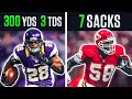 10 Craziest Stat Lines In NFL History