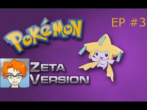 Let's Play Pokemon Zeta - EP 3 - One Million Bucks?