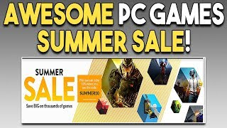 """AWESOME PC Games Summer SALE! VALVE REMOVES Game from STEAM for """"Trolling"""""""