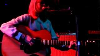"Lucy Rose live performing ""Scar"" and ""Middle of the Bed"""