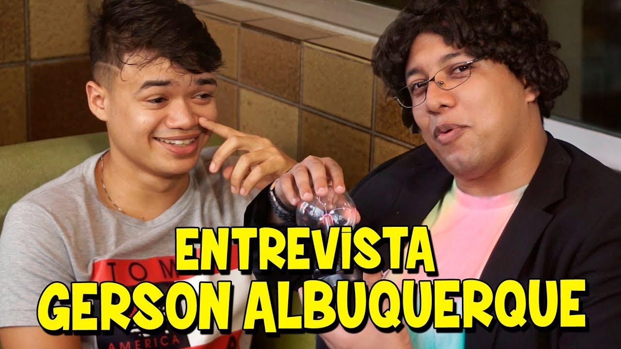 Gérson De Oliveira Nunes throughout tereza do povo - entrevista gerson albuquerque - youtube
