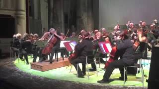 "Giovanni Sollima with the Orchestra della Toscana, ""Smells Like Teen Spirit""  by Nirvana"