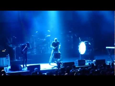 Imagine Dragons - Tiptoe - Live - NSSN - Oracle Arena - Oakland, CA - 12/8/2012