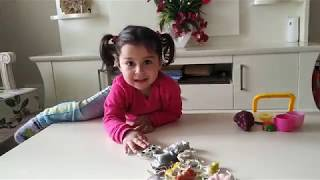 Ayşe Ebrar hayvanat bahçesinde  | for kids video