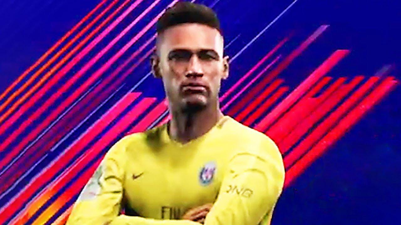 FIFA 18 Neymar To PSG Teaser 2017 PS4 Xbox One