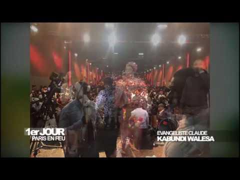 Ev. CLAUDE KABUNDI WALESA : 1er JOUR DE LA CONVENTION PARIS 2017