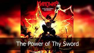 Скачать Manowar The Power Of Thy Sword