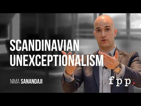 "Nima Sanandaji: ""Scandinavian unexceptionalism"" - FPP Chile"